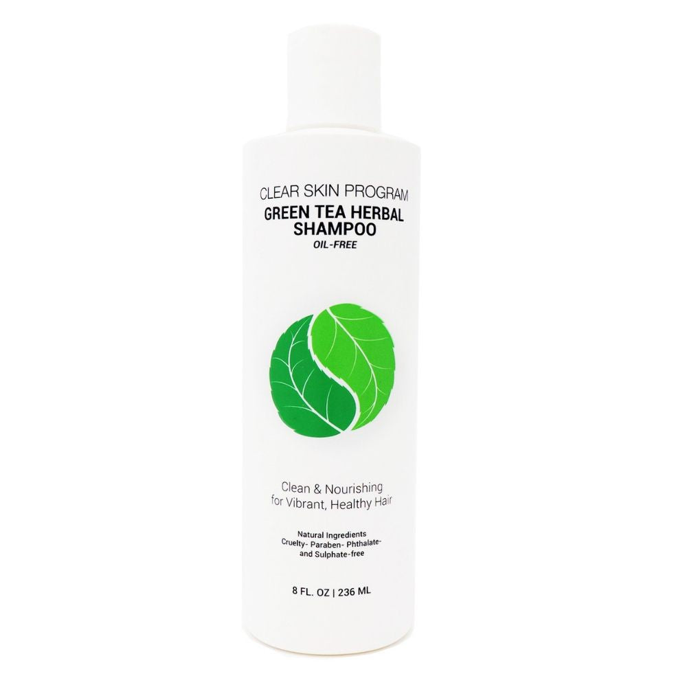 Green Tea Herbal Shampoo