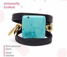 Load image into Gallery viewer, bracelet, woman, trendy, fashion, unique, handmade, style, instagood, instadaily, shopdayanamendoza, shippingworldwide, onlineshopping