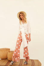 Load image into Gallery viewer, woman, top, pantalones, new, terracotta, unique, beautiful, style, fashion, trendy, instagood, instadaily, shippinworldwide, onlineshopping, dayanamendozashop, shopdayanamendoza