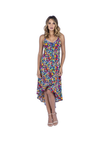 Load image into Gallery viewer, dress, summer, woman, unique, style, fashion, tredy, beautiful, instagood, instadaily, onlineshopping, freeshipping, shippingworldwide, shopdayanamendoza