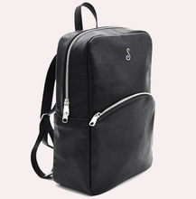 Load image into Gallery viewer, bag, black, backpack, shoulder bag, crossbody bag, water resistant, Durable, style, unique, fashion, beautiful, instagood, instadaily, shopdayanamendoza, shoppingworldwide, onlineshopping