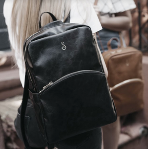 bag, black, backpack, shoulder bag, crossbody bag, water resistant, Durable, style, unique, fashion, beautiful, instagood, instadaily, shopdayanamendoza, shoppingworldwide, onlineshopping