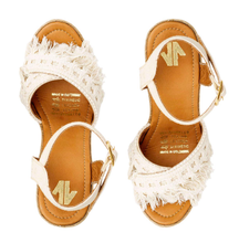 Load image into Gallery viewer, espadrille, sandals, handmade, fashion, colombian, beautiful, trendy, woman, unique, instagood, instagood, fun, chick, shopdayanamendoza, shippingworlwide, onlineshopping