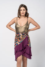 Load image into Gallery viewer, skirt, beautiful,  woman, style, fashion, fun, chick, unique, handmade, instagood, instadaily, shopdayanamendoza, shippingworldwide, onlineshopping