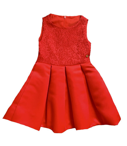 Sara Dress Red
