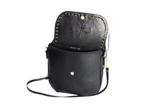Load image into Gallery viewer, purse, style, fashion, comfort, black, woman, unique, instagood, instadaily, shopworldwide, onlineshopping, freeshipping, shopdayanamendoza