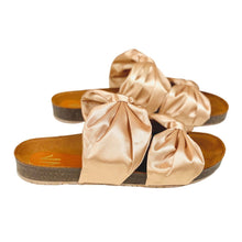 Load image into Gallery viewer, Flat Sandals Silvia Cobos Paris Beige