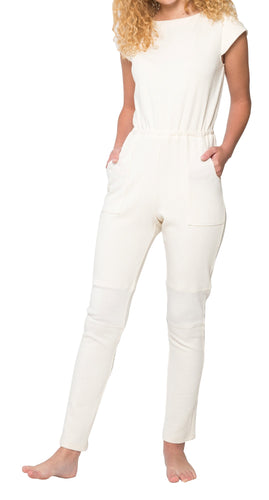 Alba Stretch Jumpsuit