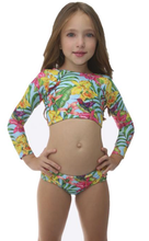Load image into Gallery viewer, swimwear, traje de baño, girl, toddler, fun, sun, sol, summer, verano, beach, playa, style, fashion, beautiful, instagood, instadaily, shippingwolrdwide, onlineshopping, dayanamendozashop, shopdayanamendoza
