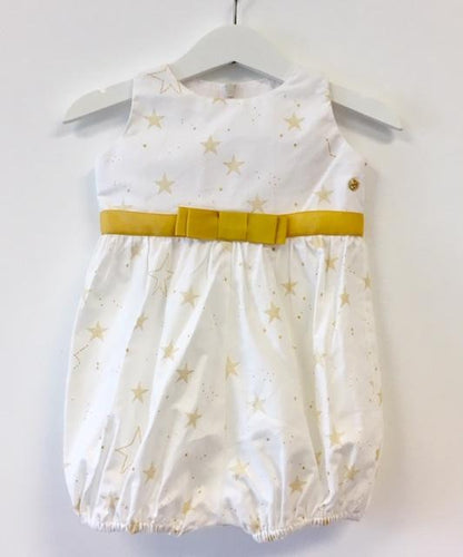 Playsuit Lucky White
