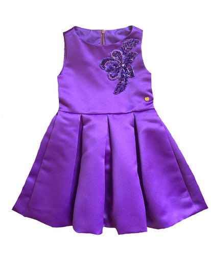 Sara Dress Purple