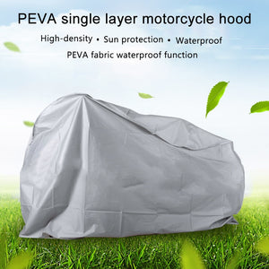 Motorcycle Rain Cover Waterproof Dustproof  Sun Protection Outdoor Protective Gear
