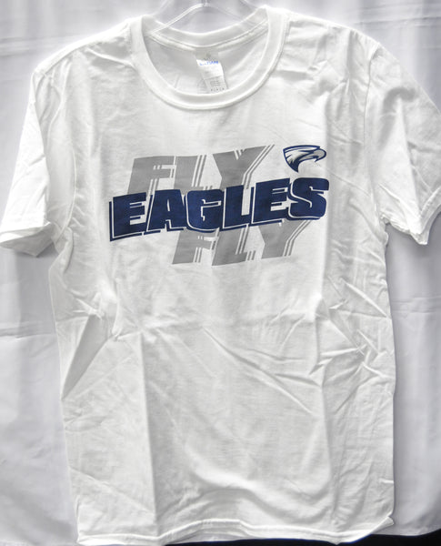 T-Shirt - Cotton - Fly Eagles Fly