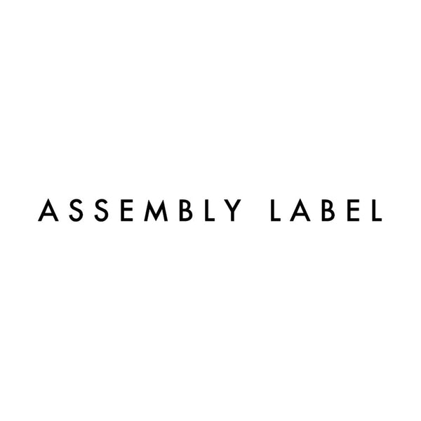 Assembly Label Womens