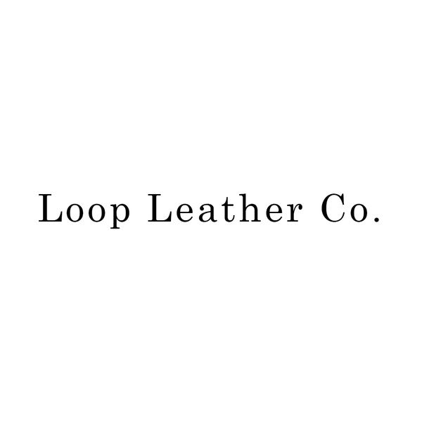 Leather Loop Belts