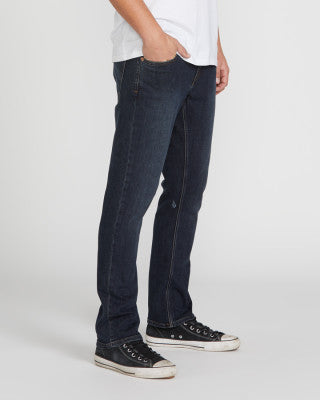 Vorta Slim Straight Jeans -  Vintage Blue - Chicago Joes