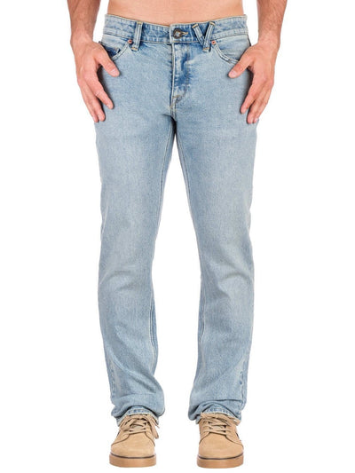 Vorta Slim Straight Jeans - Light wash - Chicago Joes