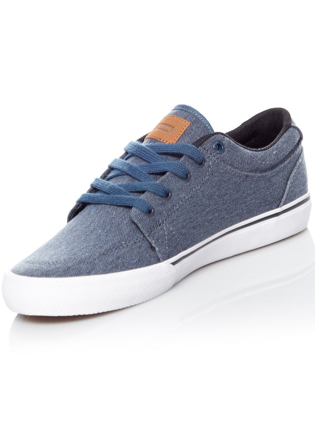 Globe GS/Slate Blue Canvas Shoe - Chicago Joes