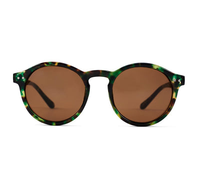 Reality Reality Sunglass - Hudson Green Turtle - Buy online, Chicago Joes