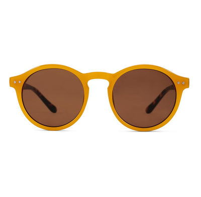 Reality Reality Sunglass - Hudson Mustard - Buy online, Chicago Joes