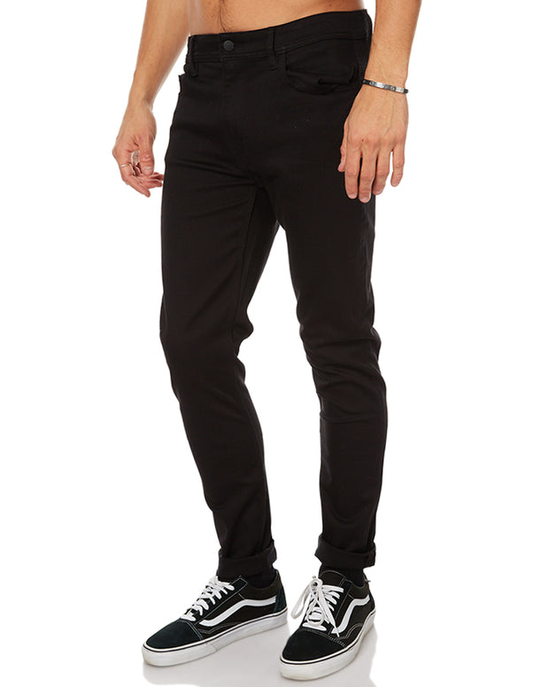 Z-One Jeans - Stay Black - Chicago Joes