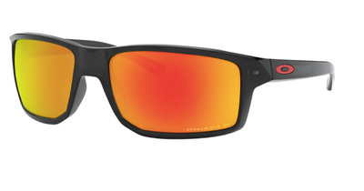 Oakley Sunglass - GIBSTON Black Ink/Prizm Ruby Polarized