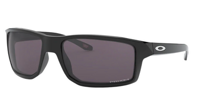 Oakley Sunglass - GIBSTON Polished Black/Prizm Grey