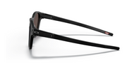 Oakley Sunglass- LATCH Matte Black/Prizm Grey