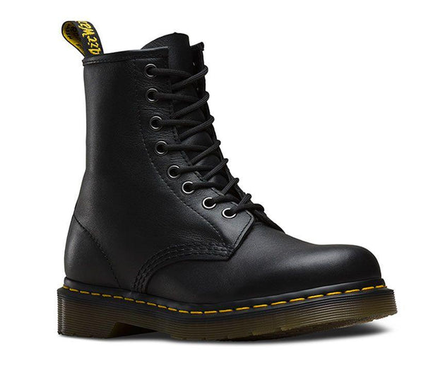 Doc Martens 1460Z Black Nappa Boot - Buy online, Chicago Joes