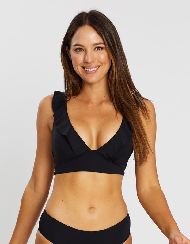 Sea Level Essentials Frill Bikini - Buy online, Chicago Joes