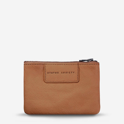 Status Anxiety Anarchy Wallet - Tan - Buy online, Chicago Joes
