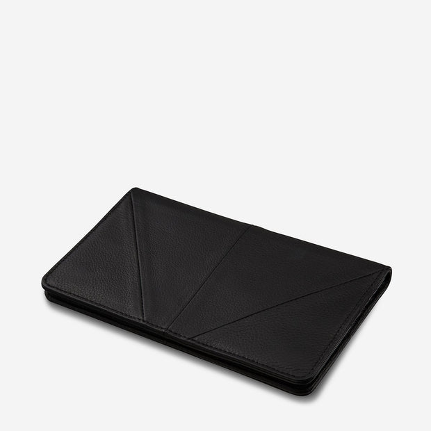 Triple Threat Wallet - Black - Chicago Joes