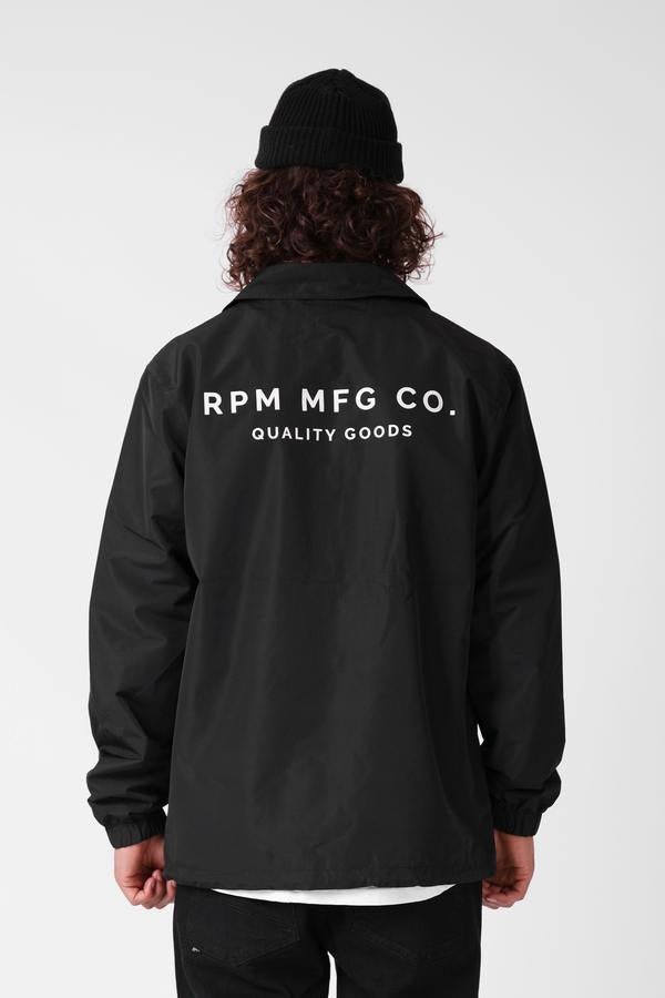 RPM Coaches Jacket - Buy online, Chicago Joes