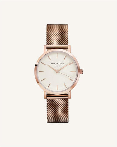 Mercer Watch - Rosegold