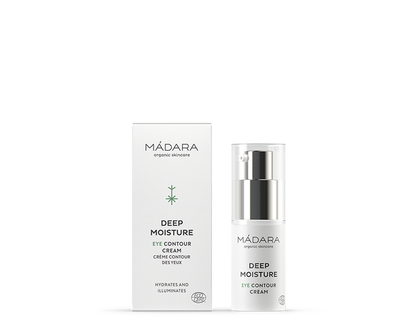 Contour des yeux hydratant Vegan Madara - The New Pretty