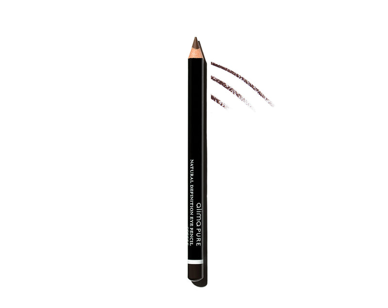 Crayon à yeux pour yeux charbonneux Natural Definition Vegan Alima Pure - The New Pretty