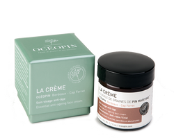 Crème visage anti-âge fermeté & éclat Bio, Made in France Océopin - The New Pretty