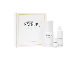 Pack anti-âge Holi trinity Cruelty free Agent Nateur - The New Pretty