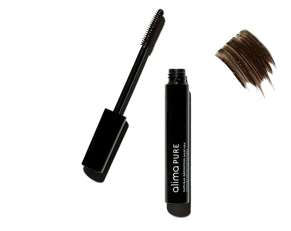 Mascara haute définition fortifiant Natural Definition Vegan Alima Pure - The New Pretty
