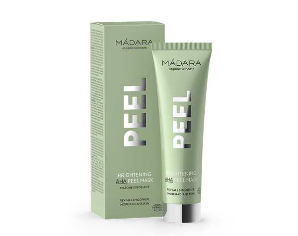 Masque AHA peaux grasses Naturel & Vegan Madara - The New Pretty