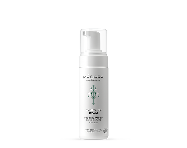 Mousse nettoyante purifiante Naturel Madara - The New Pretty