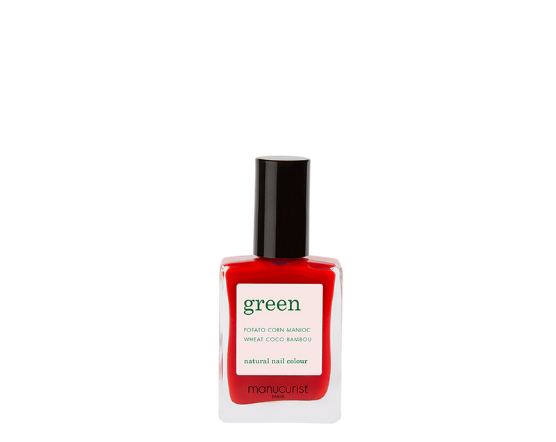 Vernis à ongles Green Vegan & Made in France Manucurist - The New Pretty
