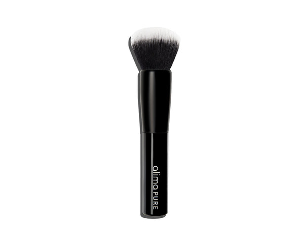 Pinceau à poudre minérale Powder Brush Vegan Alima Pure - The New Pretty