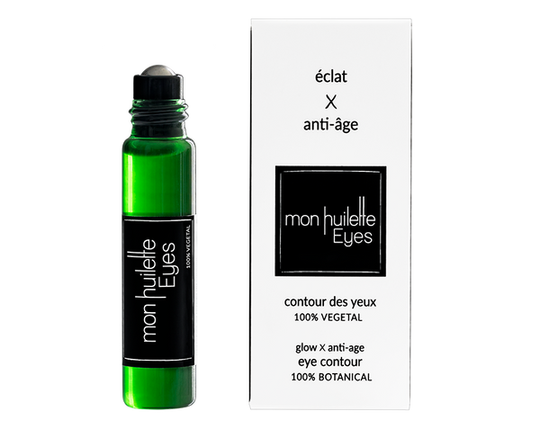 Sérum huileux contour des yeux - Mon Huilette Eyes Bio, Vegan, Made in France Les Huilettes - The New Pretty