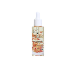 Huile aux fleurs jour visage Vegan & Made in France Nüssa - The New Pretty