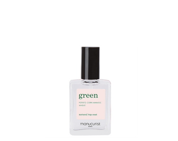 Top Coat finition vernis à ongles Vegan & Made in France Manucurist - The New Pretty