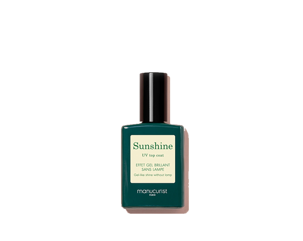 Top coat Sunshine Green