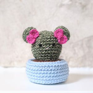 Crochet Ball Cactus Pattern coming TOMORROW!