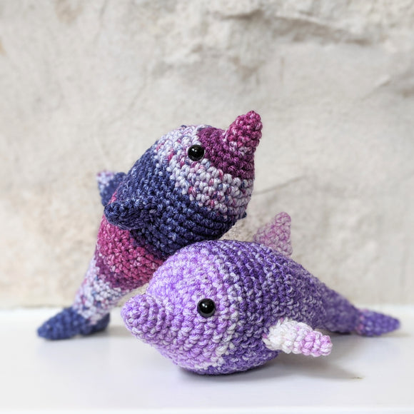 Maker Monday - Dolphin Stuffed Animal
