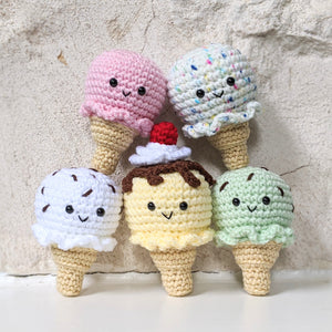 Maker Monday - Ice Cream Cones from The Turtle Trunk!
